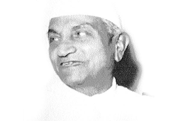 Dr. Jivraj N. Mehta