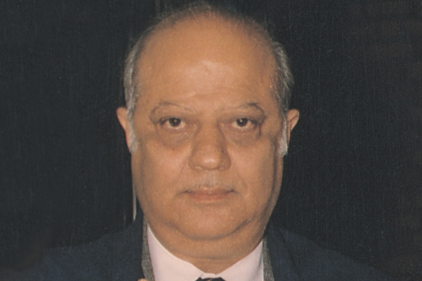 Dr. S.K. Khanna