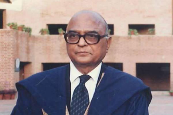 Dr. I.G. Patel