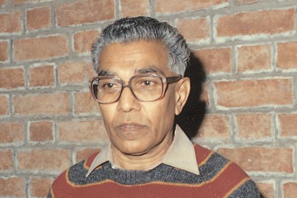 Prof. N.R. Sheth