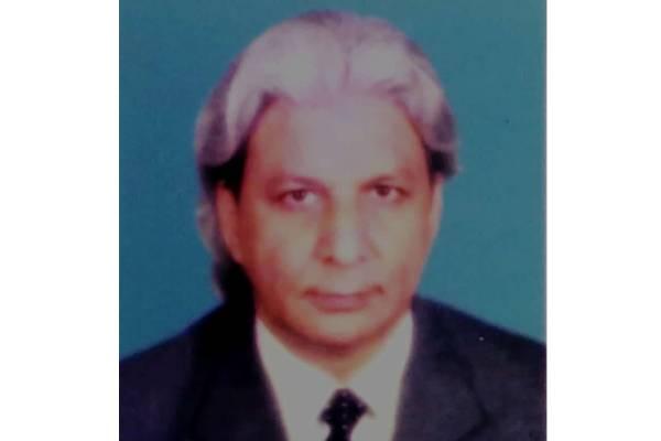 Mirza S Saiyadain