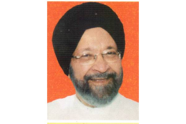 Surinder P S Pruthi