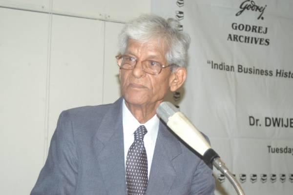Dwijendra Tripathi