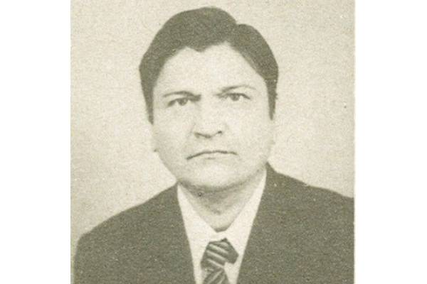 Bhagwati G Shah