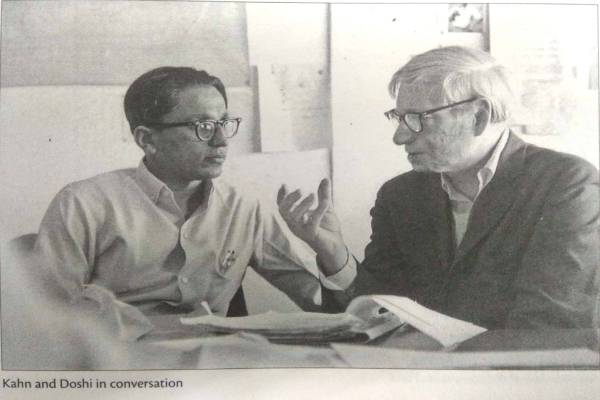 Louis Kahn and the Campus Architecture