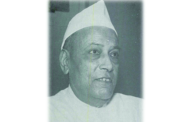 Shri. Kasturbhai Lalbhai