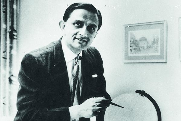 Dr. Vikram A. Sarabhai